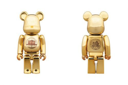 Medicom Toy Pays Homage to Vienna Philharmonic With Golden BE RBRICK