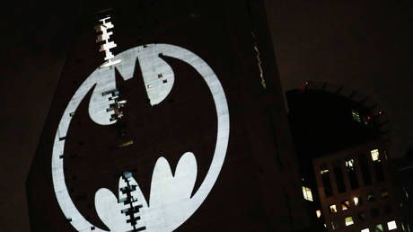 Lights on for the Dark Knight: Bat-signals shine around the world as fans mark Batman Day