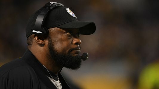 Funny how Steelers' unblinking Mike Tomlin does everything wrong - and wins