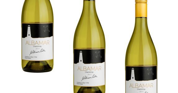 Albamar Chardonnay 2017, Casablanca Valley, Chile