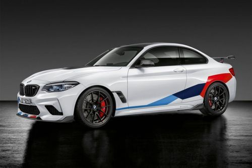 BMW Brings M Performance Parts to the M2 Competition