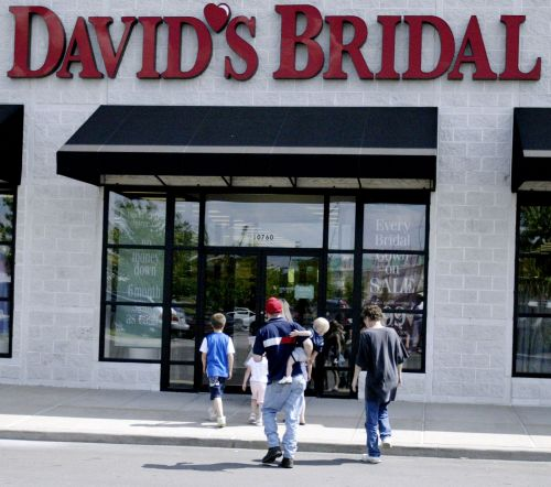 David's Bridal files for bankruptcy, says company will stay open for business
