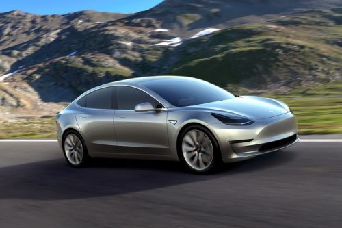Tesla Outsells Mercedes-Benz in America for First Time