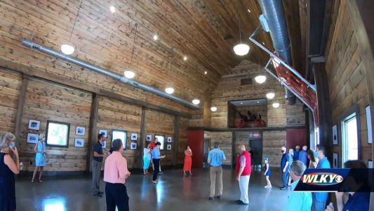 Take a look inside this remodeled event barn in Crestwood