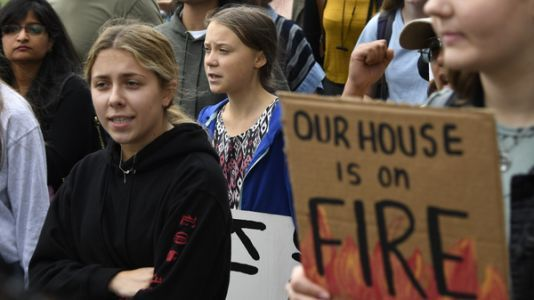 Global Youth Climate Strike Expected To Draw Large Crowds