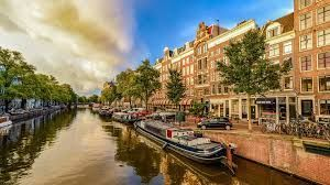 Amsterdam is another European delight overrun by tourists