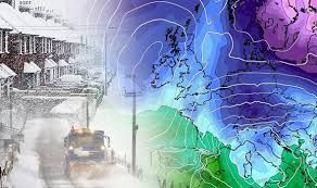 Brits urged to brace for HISTORIC FREEZE, Scandinavian and Siberian system to hit UK