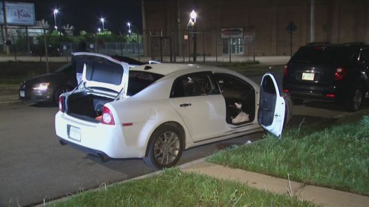 National Guard equipment stolen during several car break-ins in Morgan Park