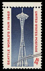 Seattle's Iconic Space Needle