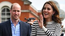 Prince William And Kate Middleton React To Royal Baby News