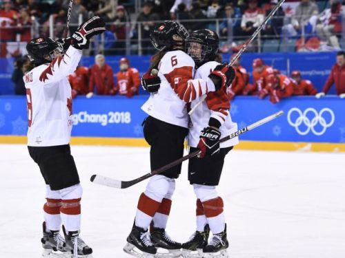 Never in doubt: Canada books another date with U.S. for women's hockey gold