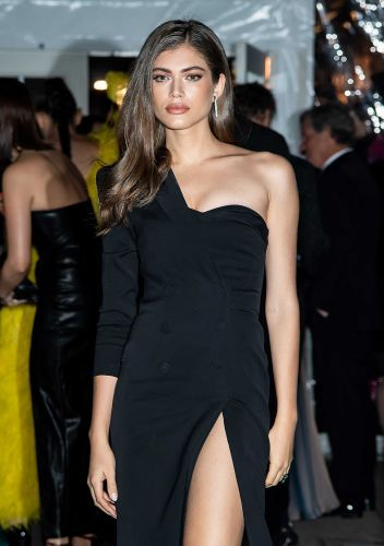 Valentina Sampaio is the first transgender model to appear in the Sports Illustrated Swimsuit issue