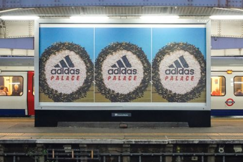 Palace Teases Tennis-Inspired adidas Collaboration