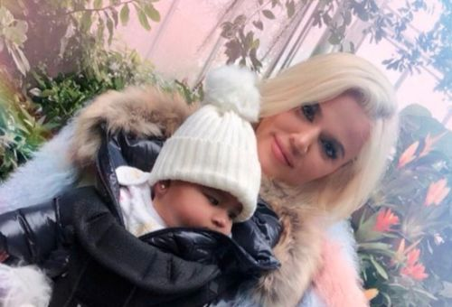 Khloé Kardashian Reveals How She Makes Her Daughter True 'Feel Beautiful' Every Single Day