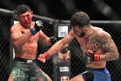 UFC Argentina results: Laureano Staropoli victorious on home soil in blood-soaked battle