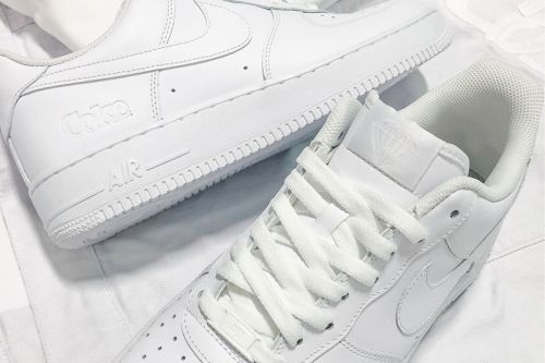 """Diamond Supply Co. & Coca-Cola Come Together on the Nike Air Force 1 """"Coke White"""""""