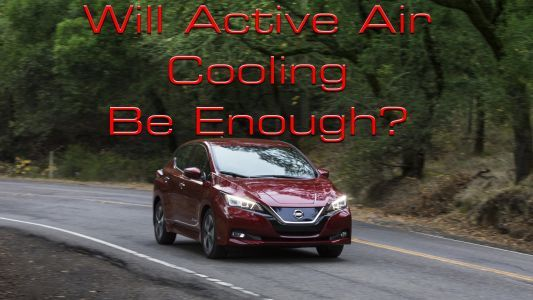 Nissan LEAF e-Plus Won't Be Getting Liquid Cooling? What It Means For You