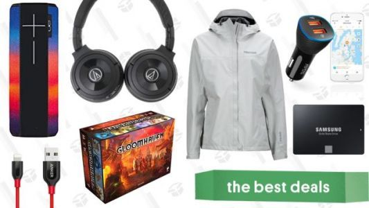Tuesday's Best Deals: The Best Board Game, Over-Ear Headphones, Marmot Sale, and More