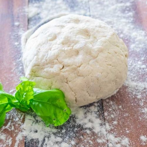 Gluten-Free, Yeast-Free Pizza Dough