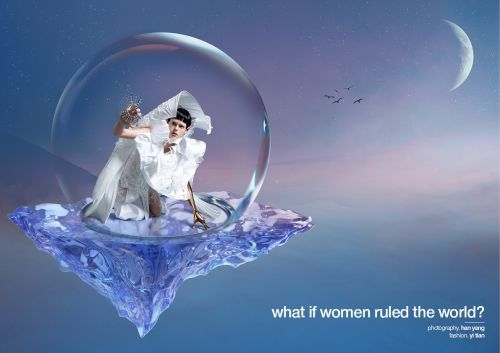 What if women ruled the world