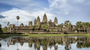 Cambodia sees the arrival of 1.7 million international tourists in first quarter of 2018