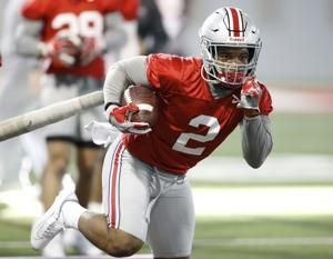 Ohio State's Dobbins says he's the best back in the nation