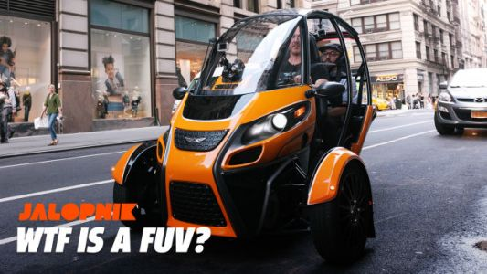 Startup Arcimoto Thinks Its $12,000 Three-Wheeled EV Will Help Accelerate the Electric Revolution