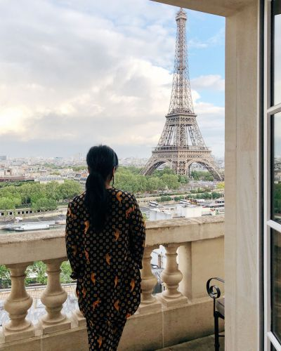 Five Things We Love: Shangri-La Hotel, Paris