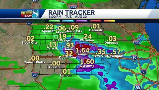 Warnings issued as strong severe storms roll through metro
