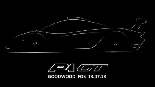 A Real McLaren P1 GT Longtail Is Coming, Get Hype
