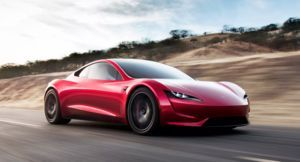 0 to 60 in 1.9 seconds: Tesla shows off the fastest production car ever