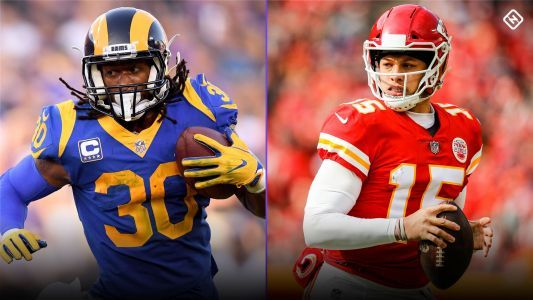 Chiefs vs. Rams: Crazy stats from video game-like offenses a nod to past