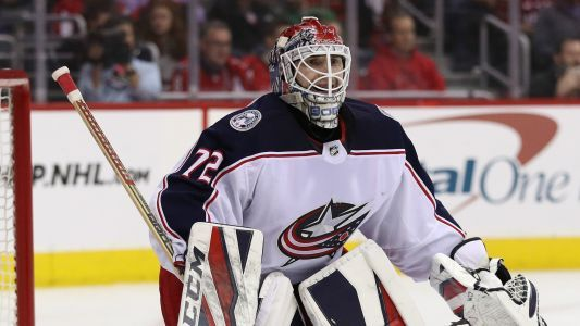 NHL playoffs 2018: Bobrovsky's 54 saves leads Blue Jackets to OT win in Game 2