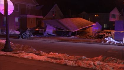 Man Killed In Crash With St. Paul Police Chase Suspect