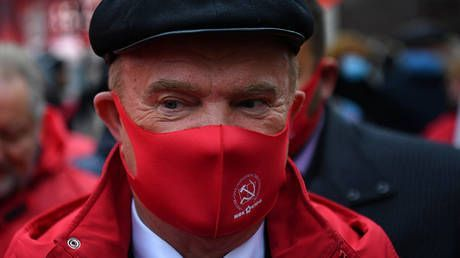 Communist leader Zyuganov doesn't consider Navalny to be an opposition politician, says he works for American financial interests