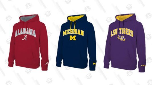 Support Your School With Discounted NCAA Hoodies