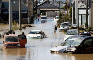 33 dead in Japan due to Typhoon Hagibis, rescue continues