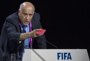 Palestinian soccer chief: I'll appeal Messi incitement ban