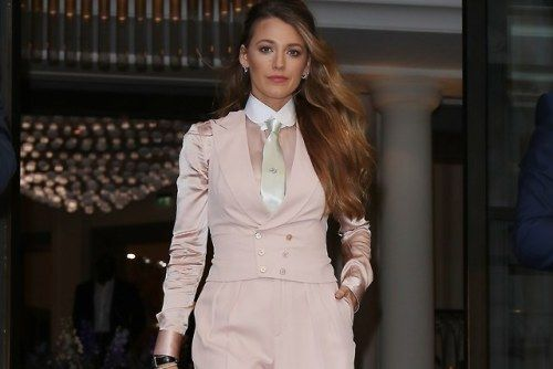"Blake Lively Says There's a ""Double Standard"" When People"