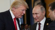Putin Says He's Willing To Rejoin The Group Of Seven After Trump's Invite