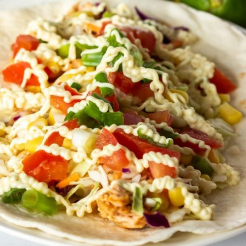 Easy Fish Tacos with Salmon