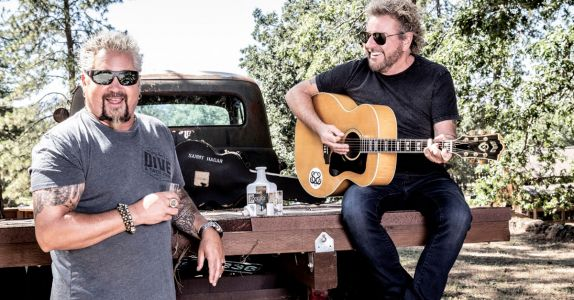 Sammy Hagar and Guy Fieri Dish on Their New Tequila and Their Desert-Island Drinks