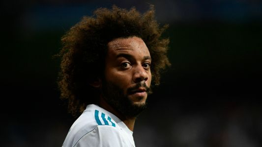 Real Madrid lose left-back Marcelo to leg injury