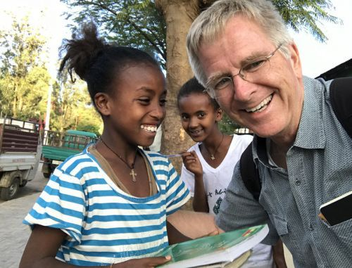 Traveling - and Learning - in the Developing World