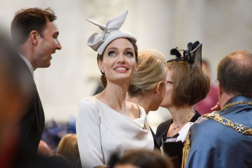 Could Angelina Jolie run for president? Actress doesn't rule out move to politics
