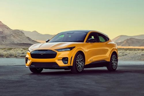 Ford Gives Its Mustang Mach-E a 480-Horsepower Performance Tuning