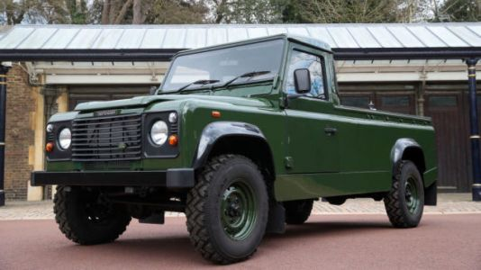 Prince Philip Spent 16 Years Toying Over The Custom Land Rover Defender That Will Cary His Casket