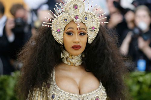 Cardi B Has Crossed 1 Billion Streams on Apple Music