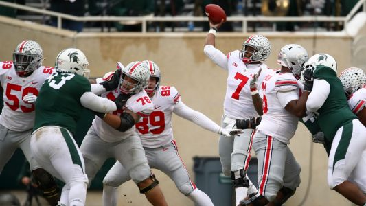 Three takeaways from No. 10 Ohio State's win over No. 18 Michigan State