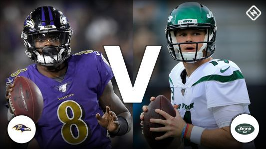 What channel is Jets vs. Ravens on today? Schedule, time for 'Thursday Night Football' game